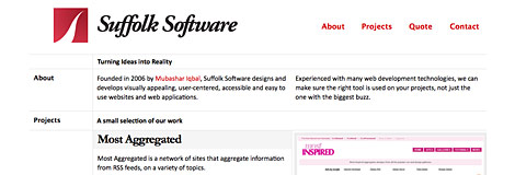 Suffolk Software