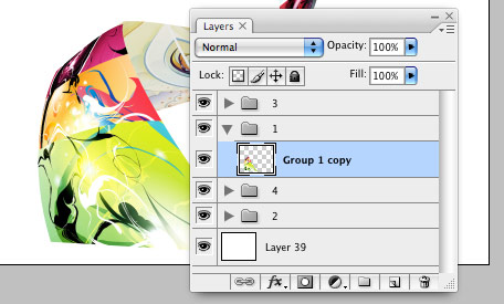 layer groups