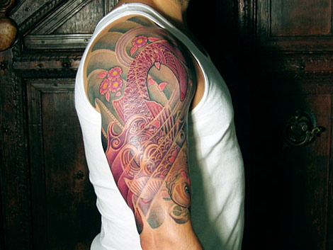 daemon tattoo