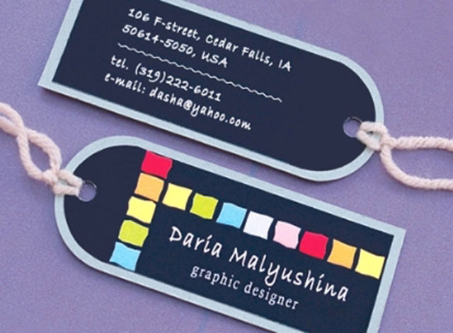 50 Business Cards That Are Way Too Creative To Ever Throw Away