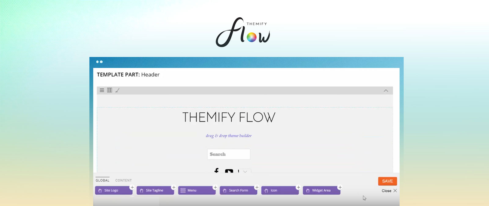 NEW: Themify Flow