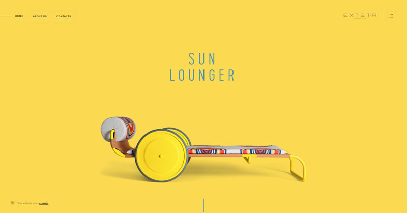 mi-sunlounger