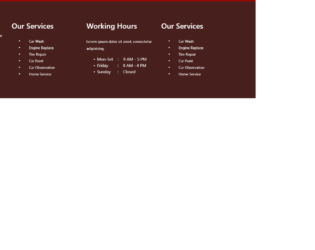 Bootstrap footer Examples- Page 2 of 3 - Web Designer Wall